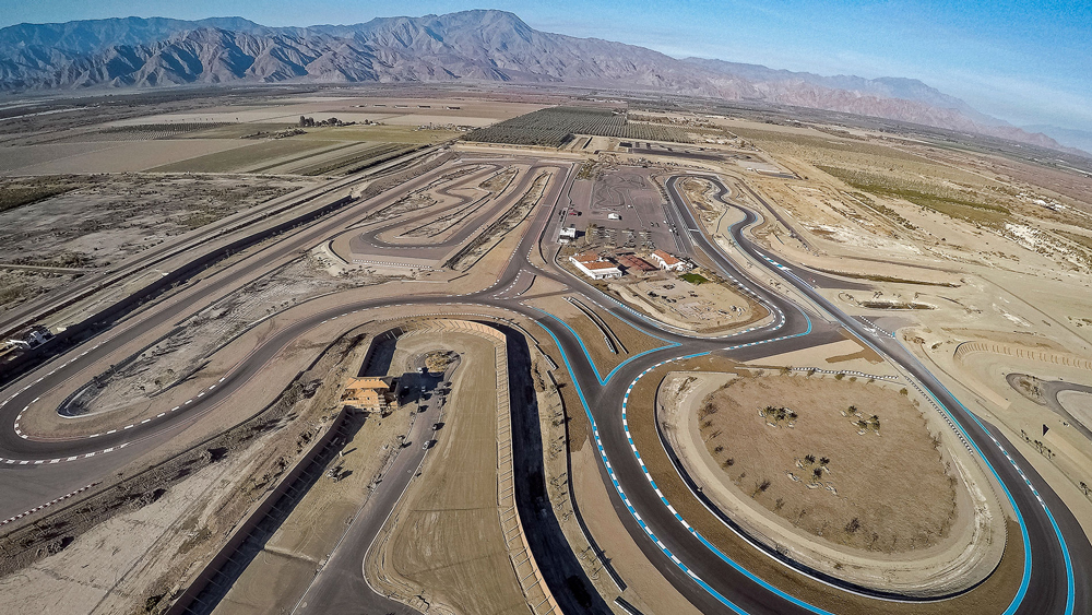 BMW's Performance Center West is located at the Thermal Club, a private community that offers more than five miles of track on three separate circuits.