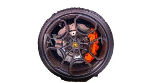Huracan wheel