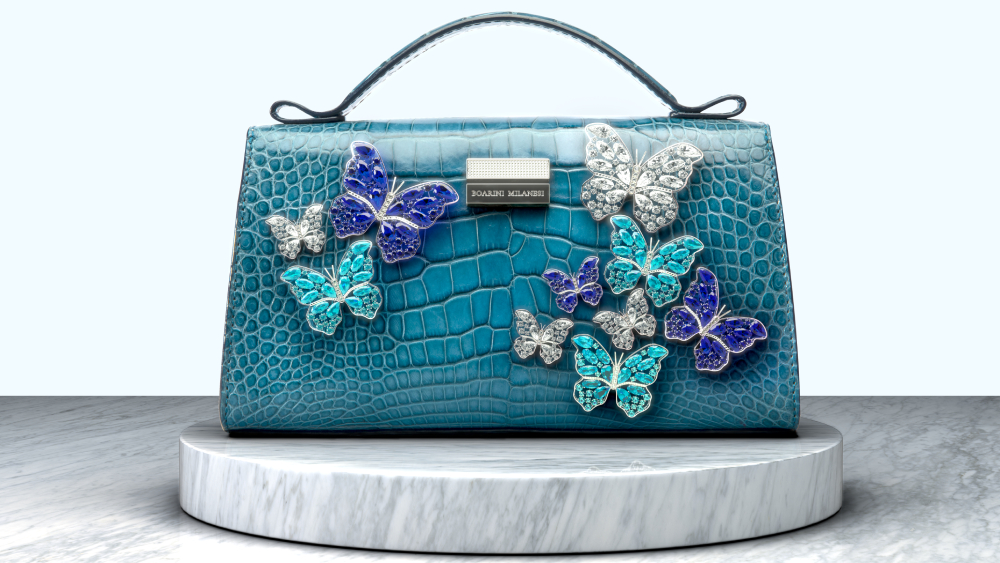 How This $7 Million Gem-Studded Handbag Will Actually Help Clean Up the Ocean