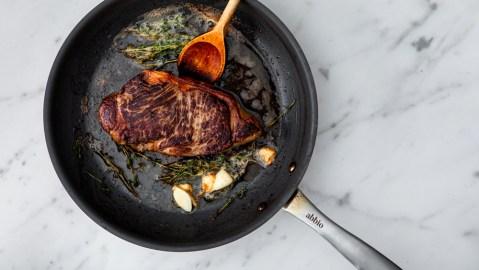 abbio steak skillet