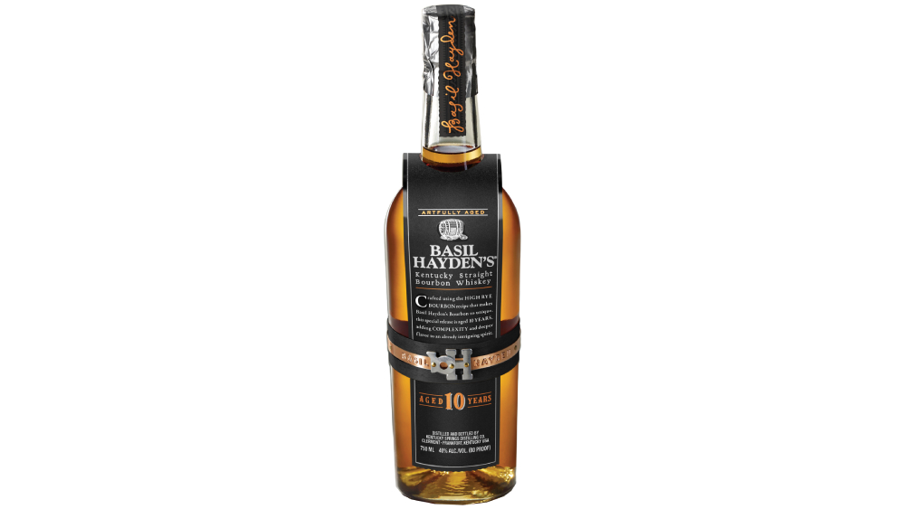 Basil Hayden's 10 Year Bourbon