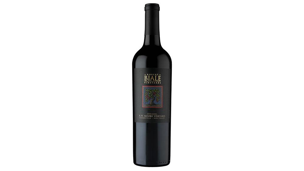 Robert Biale Vineyards 2018 R.W. Moore Vineyard Zinfandel Coombsville, Napa Valley