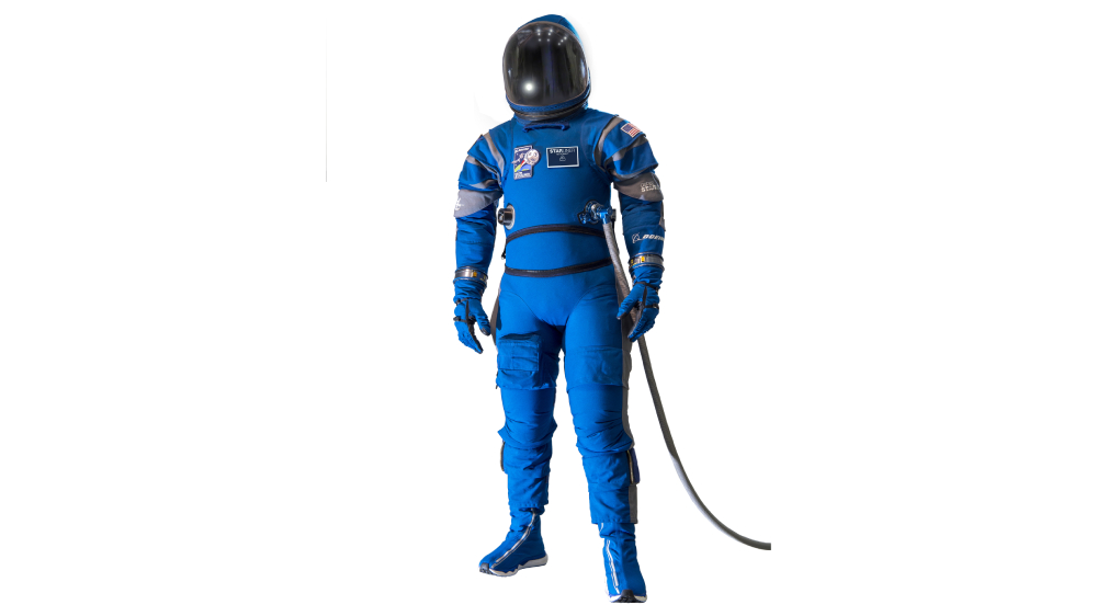 Boeing Starliner space suit
