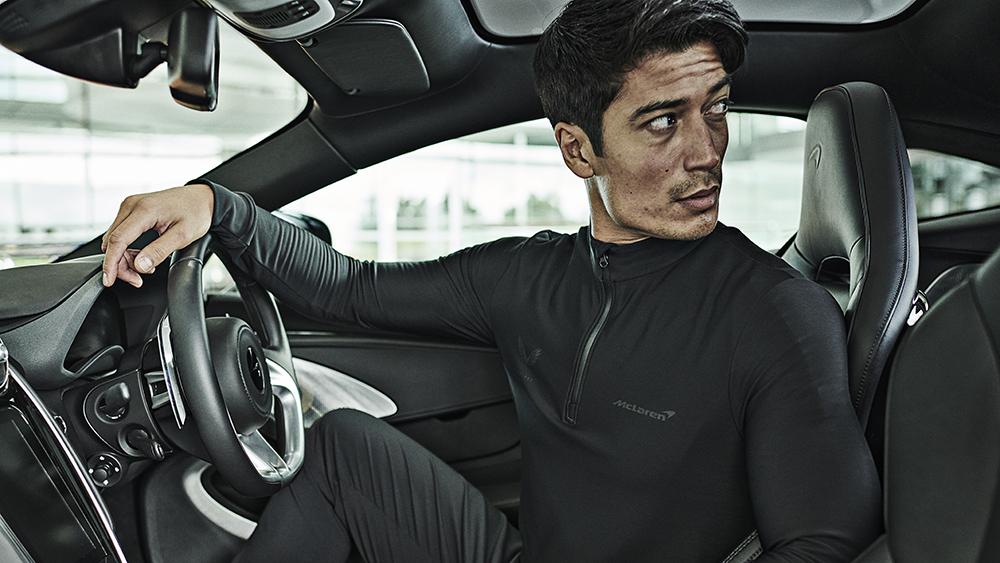 McLaren Automotive and Castore Sportswear