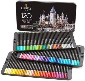 Castle Art Supplies Colored Pencils