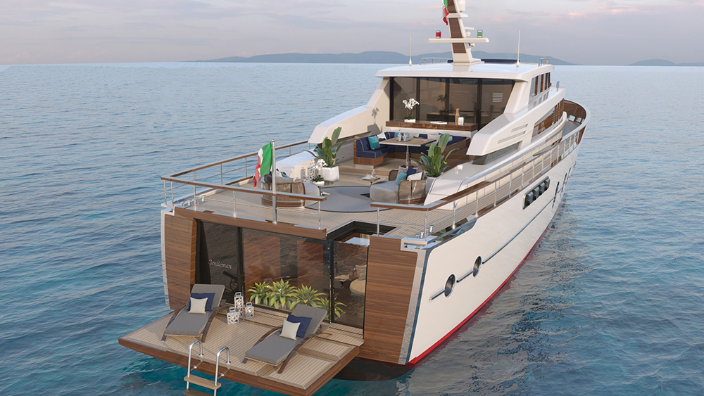 Codecasa The Gentleman's Yacht