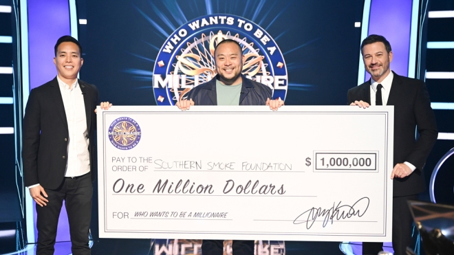 David Chang Who Wants to Be a Millionaire