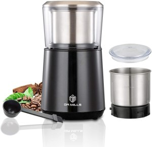Dr Mills Electric Spice and Coffee Grinder