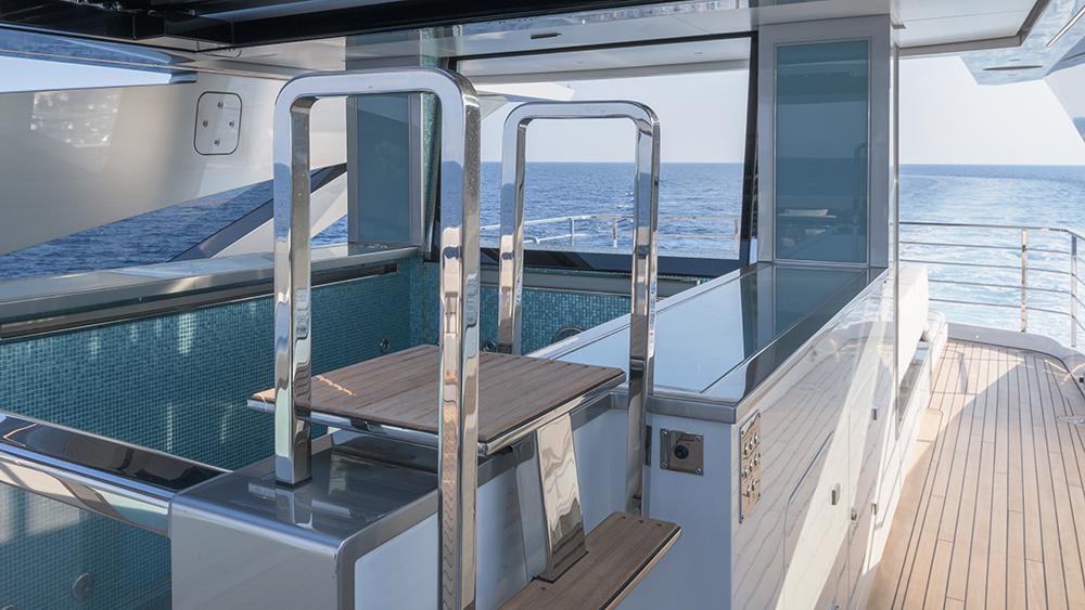 Rossinavi EIV Superyacht