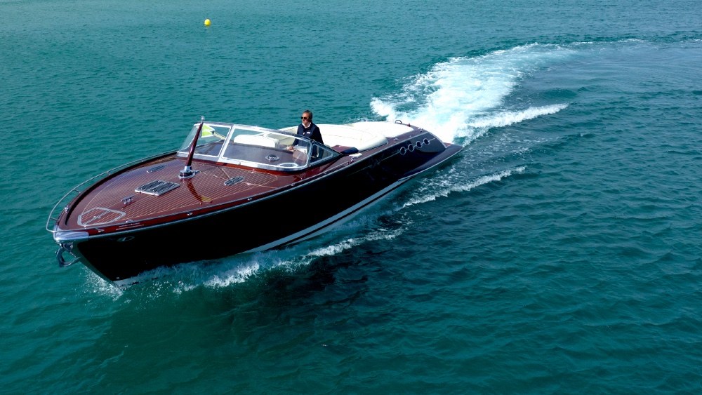 JCraft's Acheron is part of the Swedish Boat Builder's Limited Edition Series
