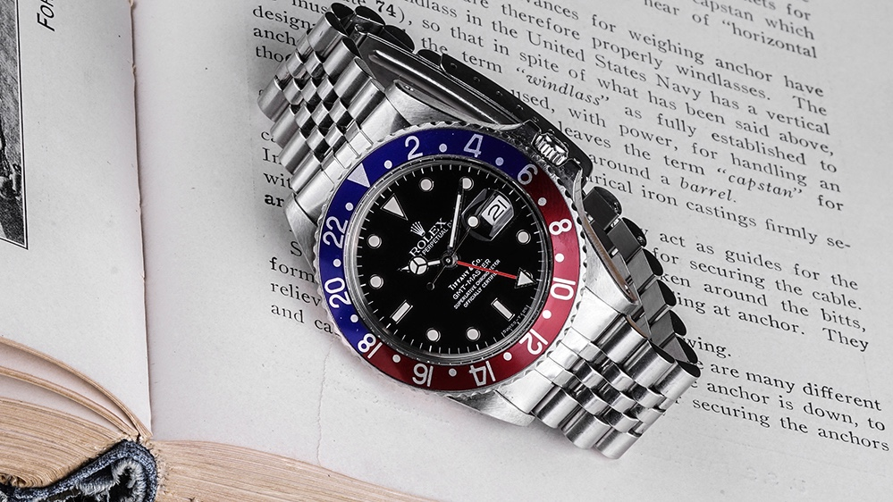 Collector's Item GMT Master Rolex