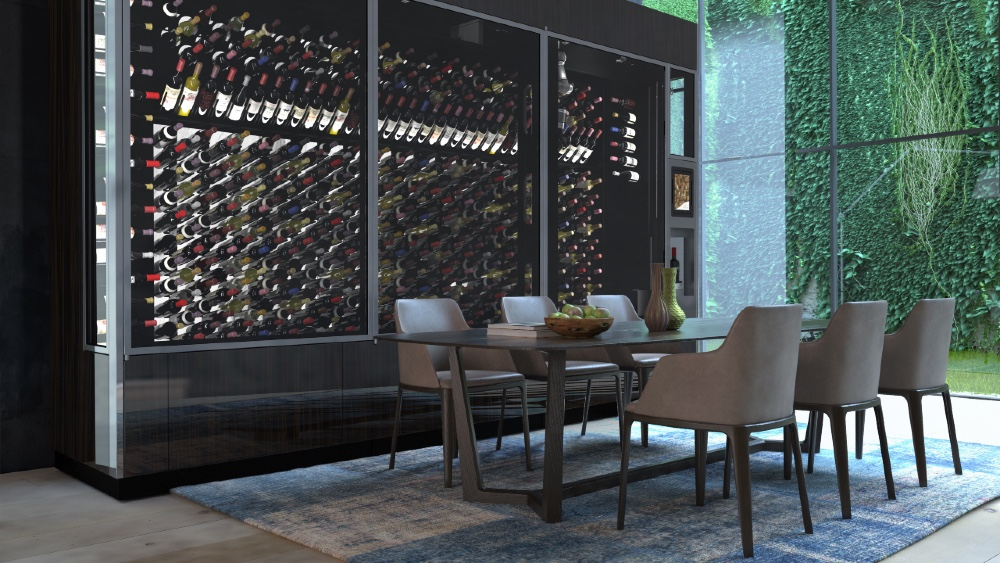 WineWall by Wine Cab Is like an Sommelier with Artificial Intelligence