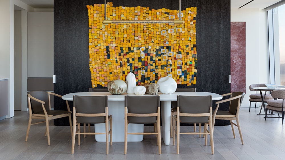 This $6.8 Million San Francisco Condo Doubles as a Gallery Showcasing Black Artists