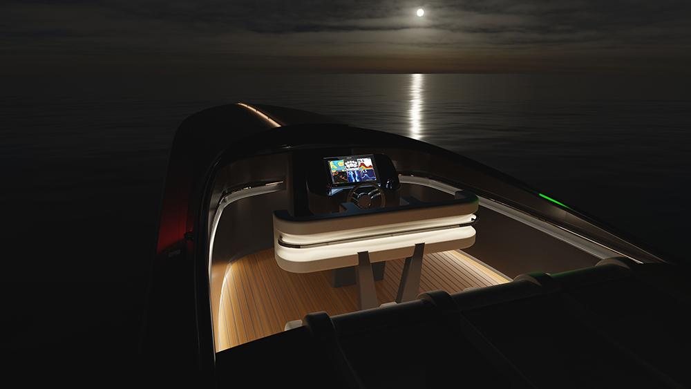 G-Fifty Speedboat