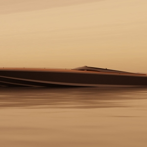 G-Fifty Speedboat