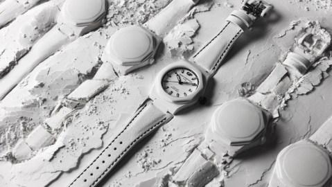 Bamford Watch Department Girard-Perregaux Laureato sports watch