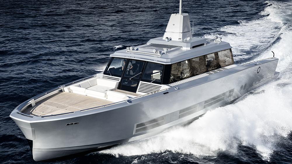 Alia Yachts Atlantico