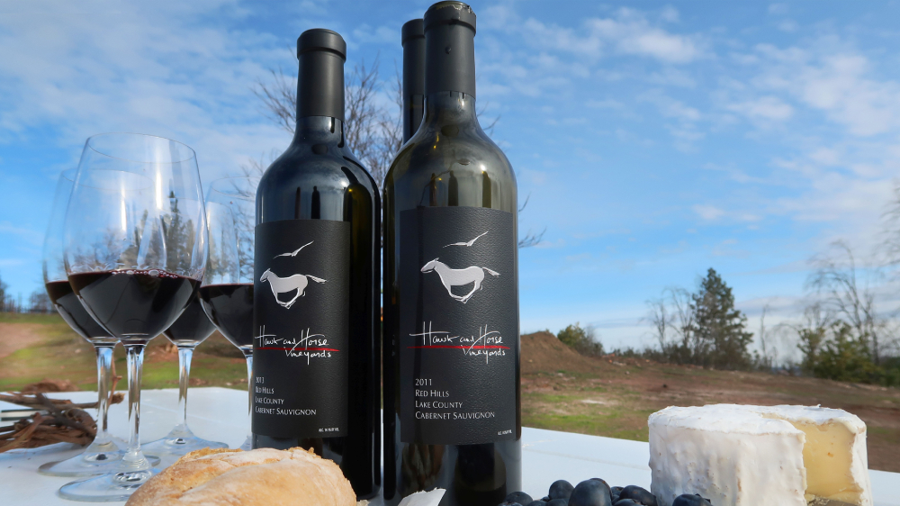 Hawk and Horse Vineyards Cabernet Sauvignon
