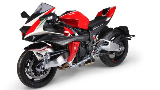 Bimota Bianca motorcycle