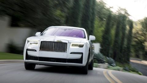 Rolls-Royce Ghost update