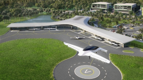Electric Aircraft Maker Lilium Will Partner With the City of Orlando on A Regional Transport Network