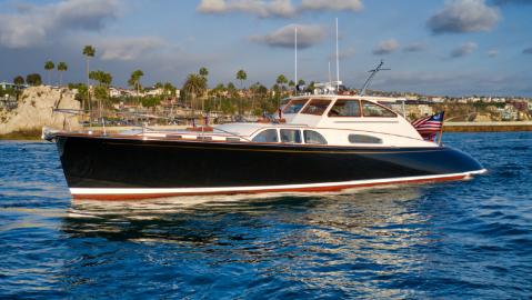 Billy Joel's Vendetta yacht is for sale