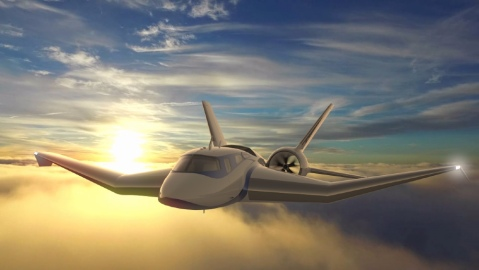 This new vertical business jet is a breakthrough eVTOL
