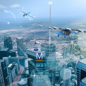 NASA is working with urban air mobility partners to develop the aircraft of the future