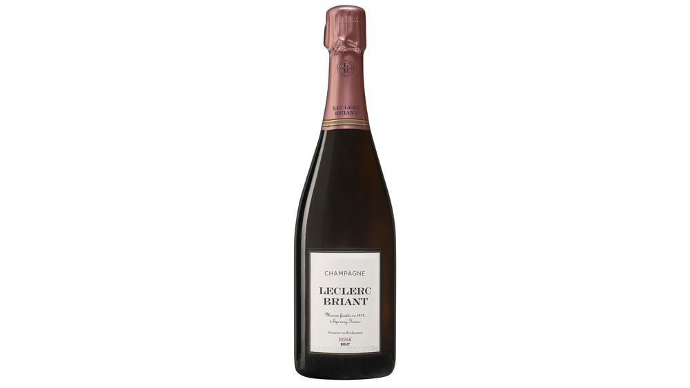 Champagne Leclerc Briant Brut Rosé
