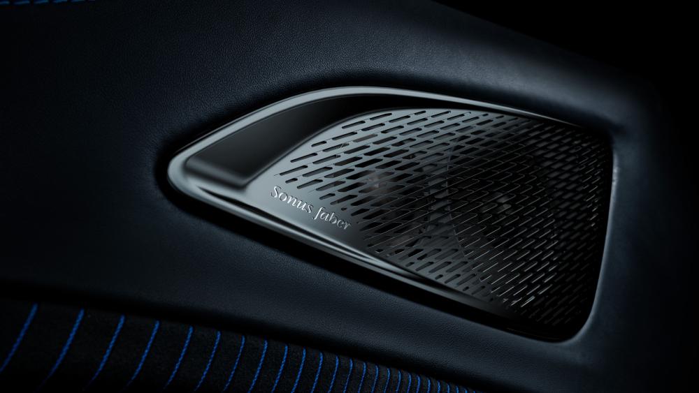 Maserati Sonus Faber speaker