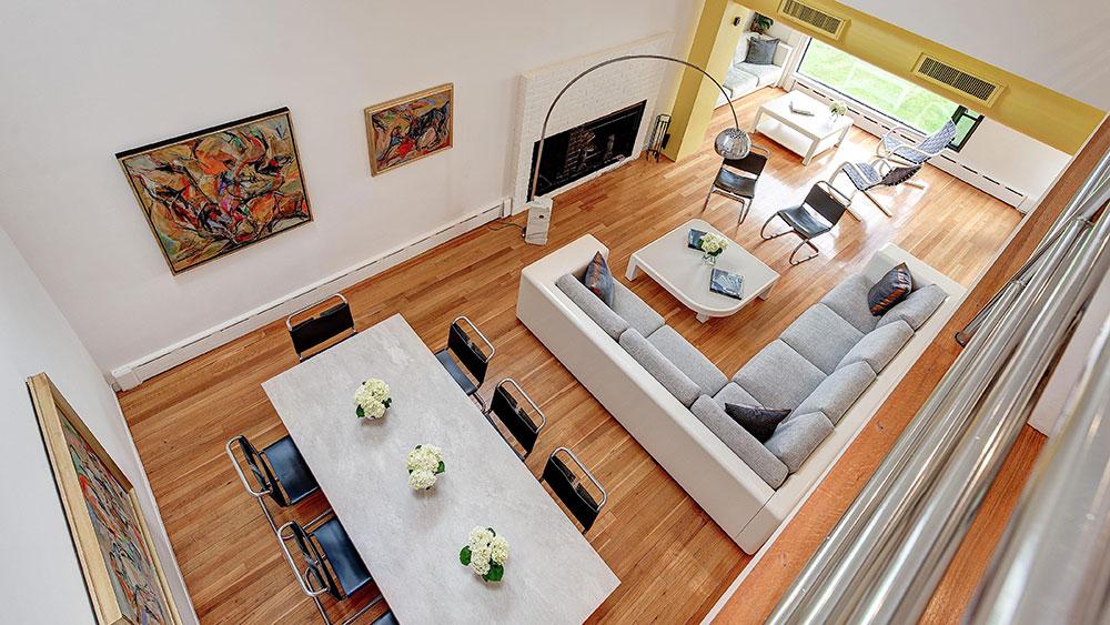 Richard Meier home