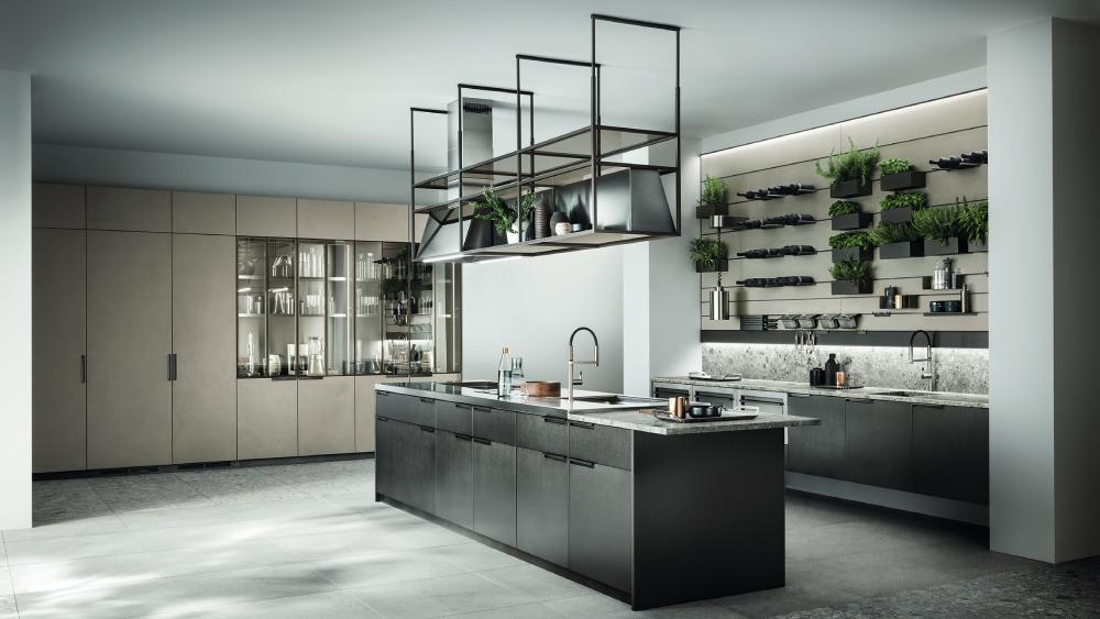 Scavolini Carlo Cracco Mia kitchen
