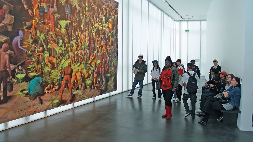 The Museum of Contemporary Art Denver