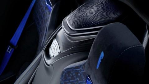 Naim Pininfarina sound system