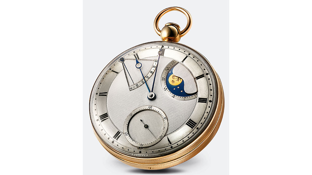 Breguet replica No. 5 starting price at $2 million