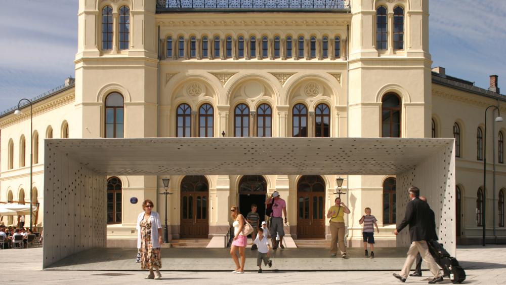 Nobel Peace Centre