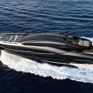Officina Armare BadGal Superyacht