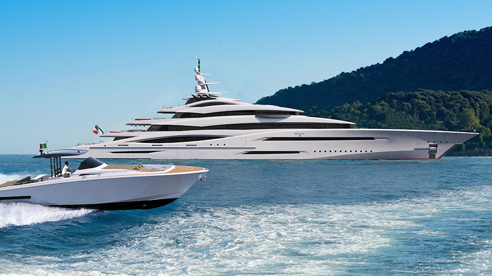 Ocean Independence Project Century X