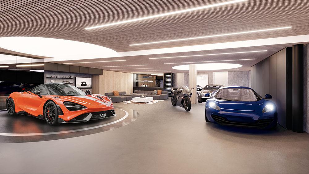 Pendry West Hollywood X McLaren 'Super Garage'