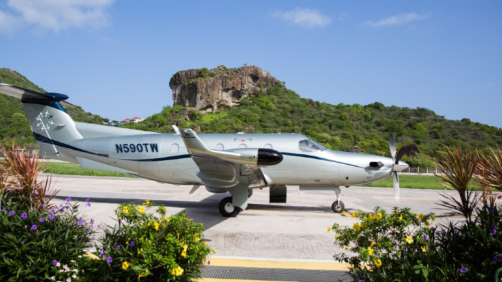 Tradewind Aviation St. Barth