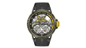 Roger Dubuis Pirelli watch