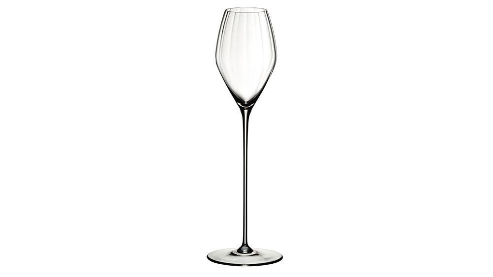 Reidel champagne glasss