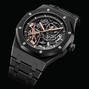 Audemars Piguet Royal Oak black ceramic