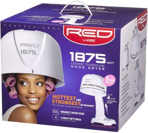 Red by Kiss Professional Hood Dryer