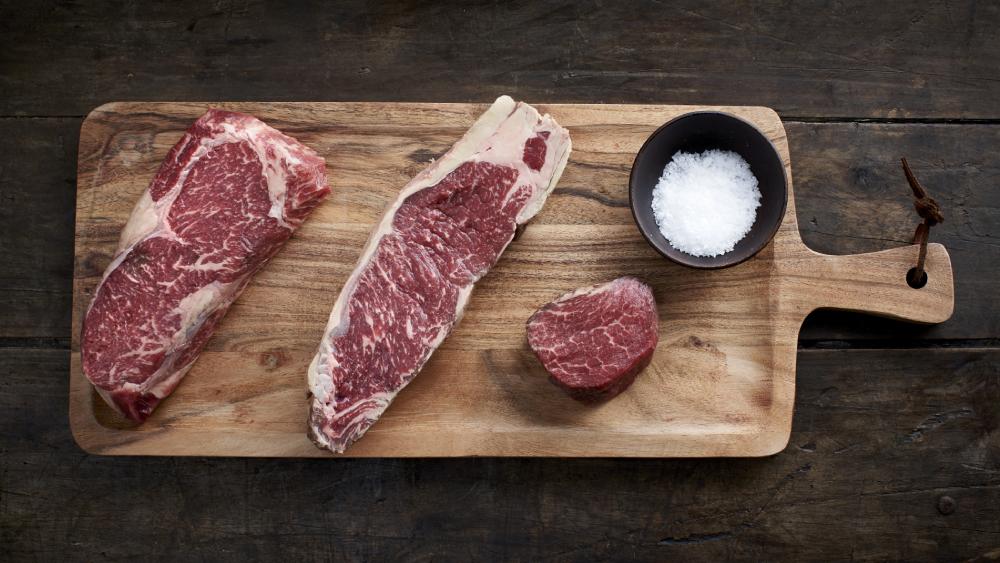 First Light Steak Club
