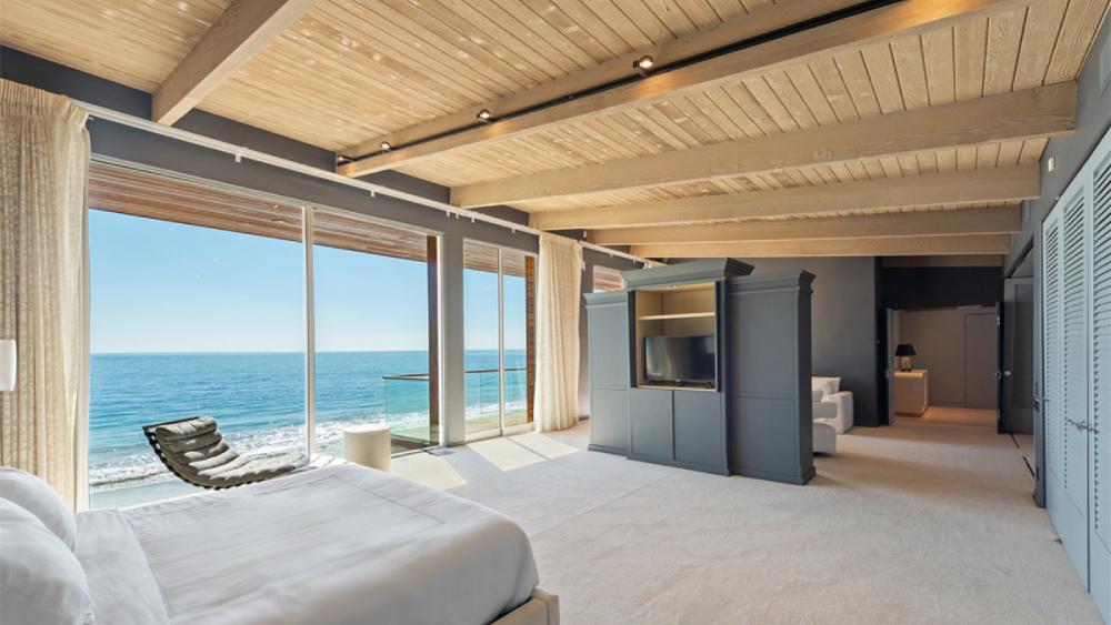 Robert Smith Malibu home for sale