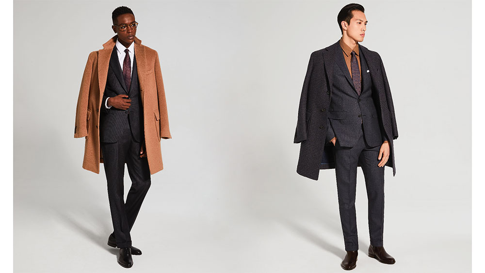 Canali Overcoat Made to Order