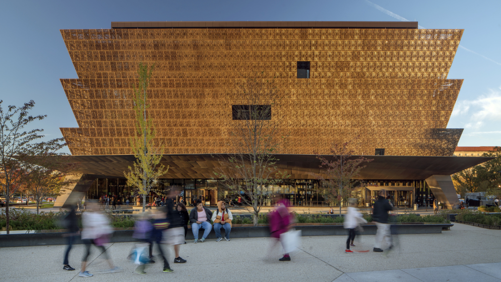 Smithsonian National Museum of African-American Arts and Culture
