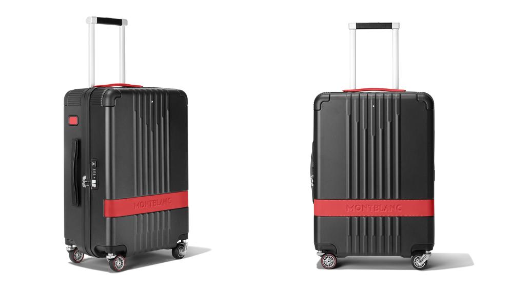 Montblanc Pirelli suitcase