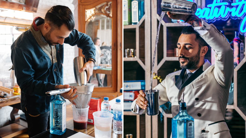 professional bartenders holiday cocktail guide